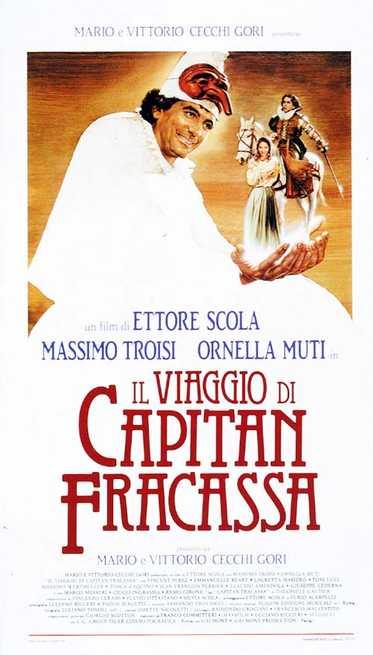 Il viaggio di Capitan Fracassa